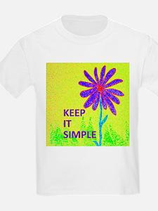Wildflower Keep It Simple T-Shirt