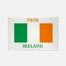 Trim Ireland Rectangle Magnet