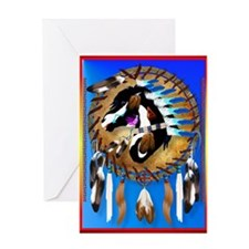 Funny Pinto Greeting Card