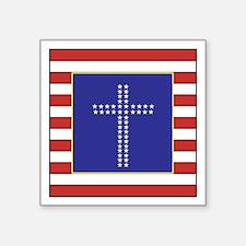 """CFS-1 Square Sticker 3"""" x 3"""""""