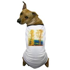 Faded Aspens Dog T-Shirt