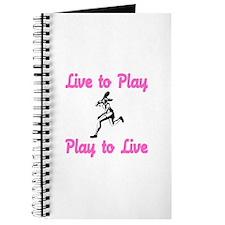 TennisChick Live to Play Journal