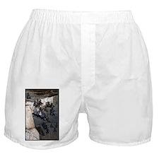 CaptNemo's Caving Boxer Shorts
