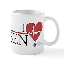 I Heart Ben - Grey's Anatomy Mug