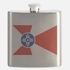 Wichita Flag Flask