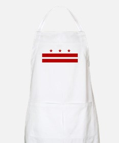 Washington DC Flag Apron