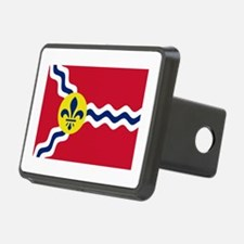 St Louis Flag Hitch Cover
