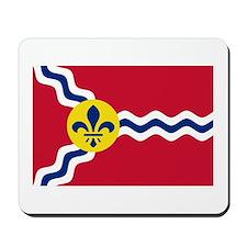 St Louis Flag Mousepad