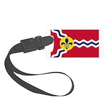 St Louis Flag Luggage Tag