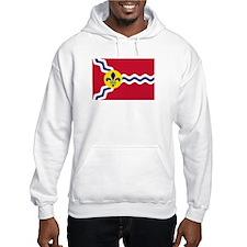 St Louis Flag Hoodie