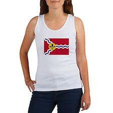 St Louis Flag Tank Top