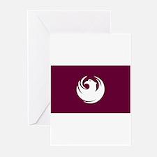 Phoenix Flag Greeting Cards (Pk of 10)