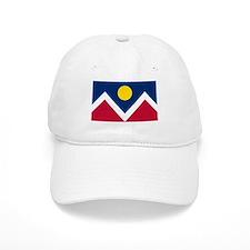 Denver Flag Baseball Baseball Cap