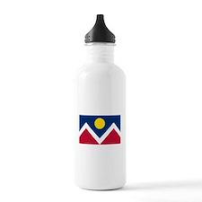 Denver Flag Water Bottle