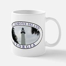 Saint Simons Island Mug
