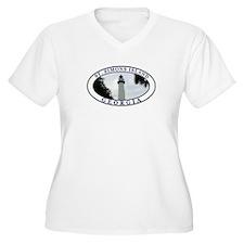 Saint Simons Island Plus Size T-Shirt