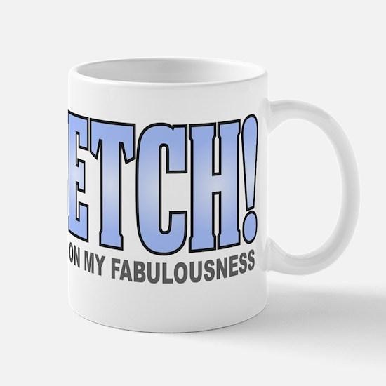 OMG BETCH CALM DOWN 1 Mug