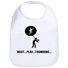 Trombone Player Bib