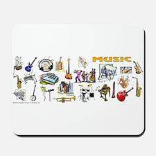 Music Lovers Mousepad