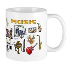 Music Lovers Mug