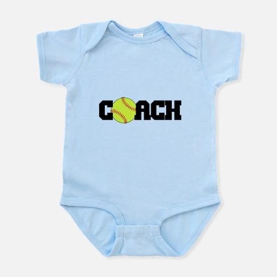 Softball Coach Body Suit