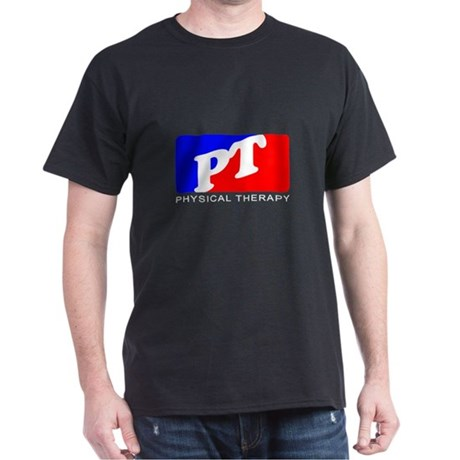 Physical Therapy Dark T-Shirt