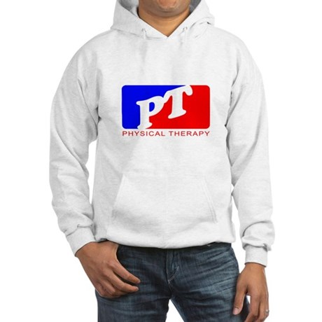 Physical Therapy Hooded Sweatshirt