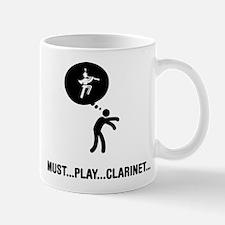 Clarinet Player Mug