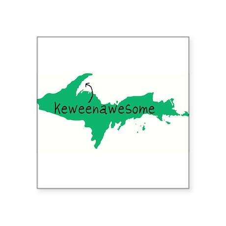 Keweenawesome Sticker