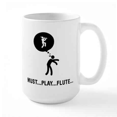 Flutist Large Mug