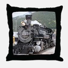Steam train engine Silverton, Colorado, USA 8 Thro