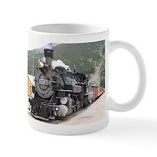Steam train engine Silverton, Colorado, USA 8 Mug