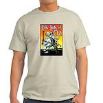 Tik-Tok of Oz Ash Grey T-Shirt