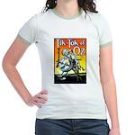 Tik-Tok of Oz Jr. Ringer T-Shirt