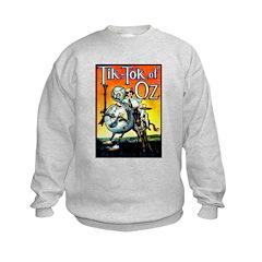 Tik-Tok of Oz Kids Sweatshirt
