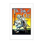 Tik-Tok of Oz Mini Poster Print