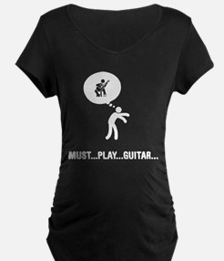 Classical Guitarist T-Shirt