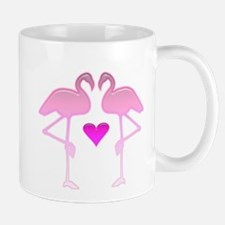 Flamingo Love Mug
