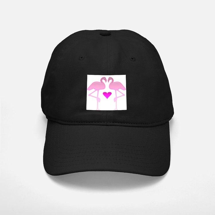 Flamingo Love Baseball Hat