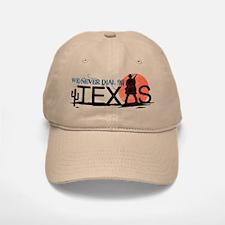 Don't mess with Texas Baseball Baseball Cap