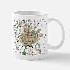 Denver Map Mug