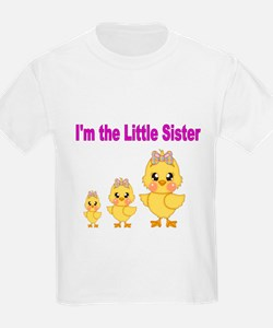 Im the MIDDLE sister 3 T-Shirt