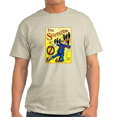 Scarecrow of Oz Ash Grey T-Shirt