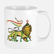 Ambasa Lion Amharic Mug