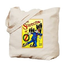 Scarecrow of Oz Tote Bag