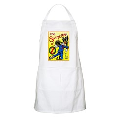 Scarecrow of Oz BBQ Apron