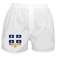 Quebec Pride Boxer Shorts