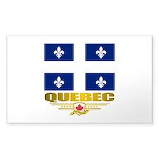 Quebec Pride Decal