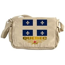 Quebec Pride Messenger Bag