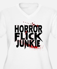 Horror Flick Junkie T-Shirt